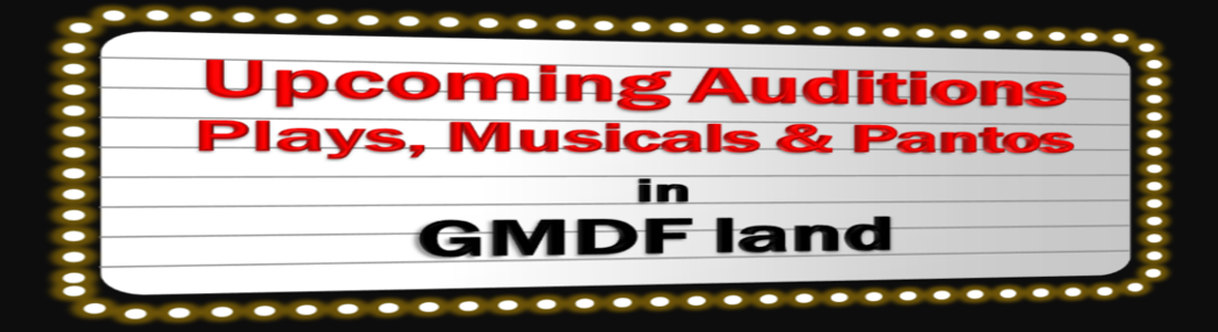 What's On in GMDf land Header Image