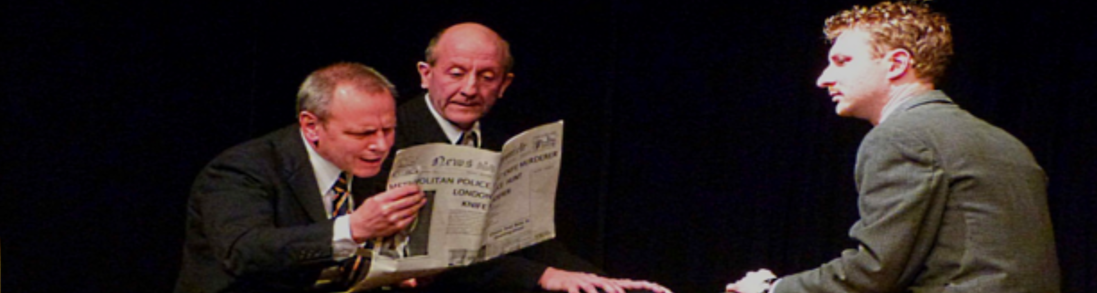 Players Dramatic Society Header