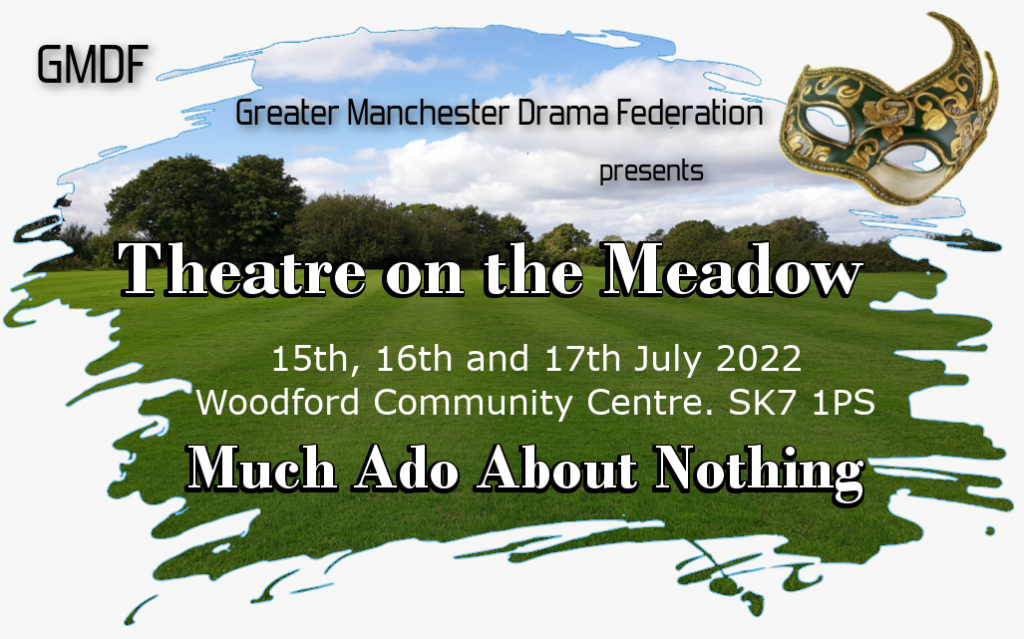Much Ado Abouth Nothing Poster