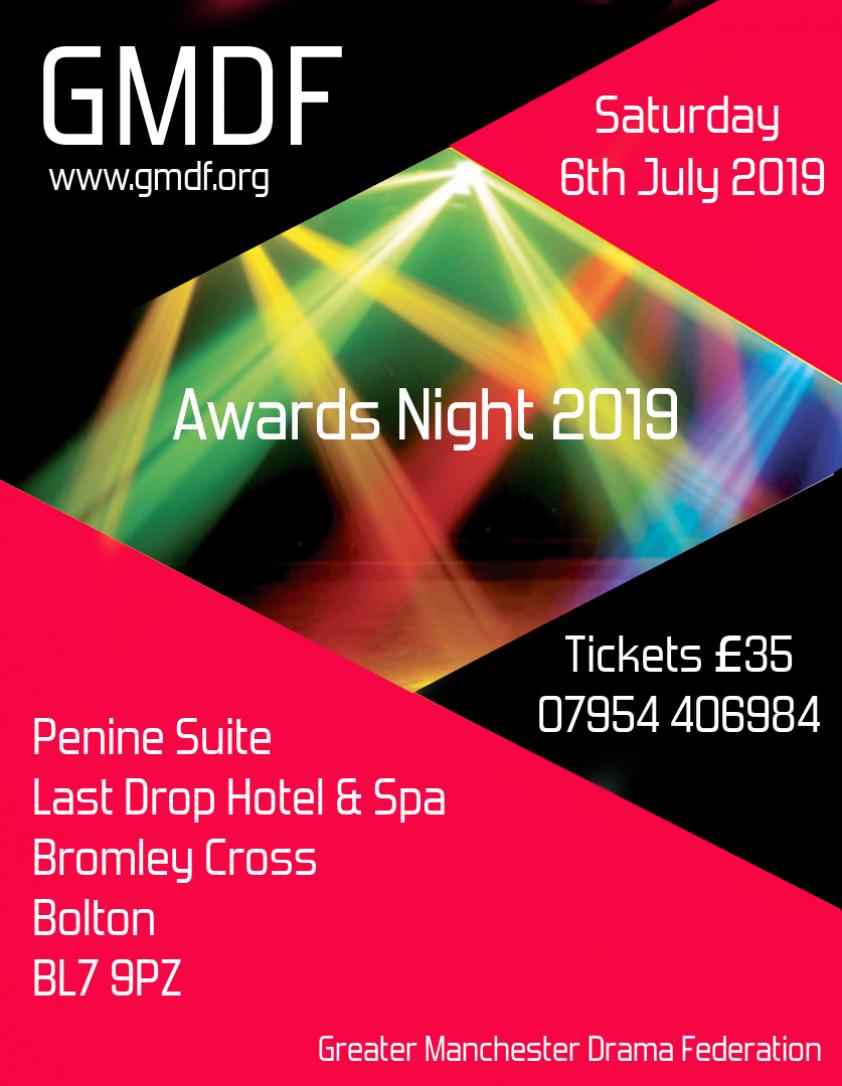 GMDF Awards Night 2019