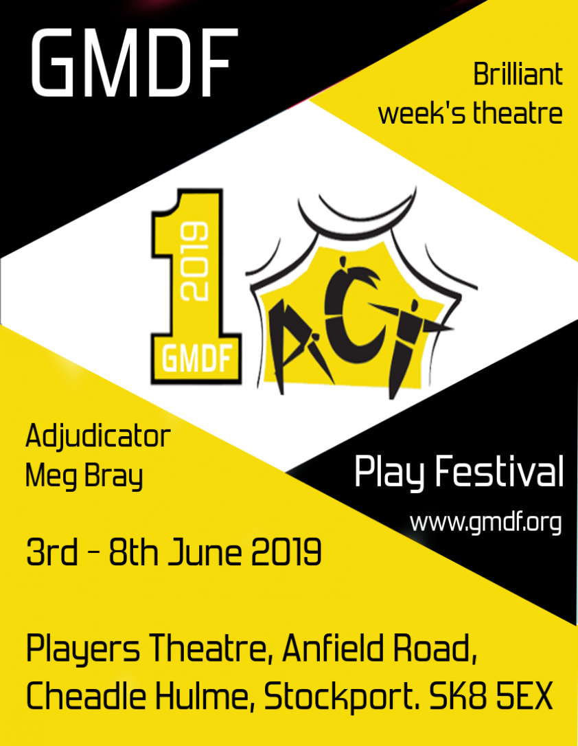 GMDF one act play festival 2019